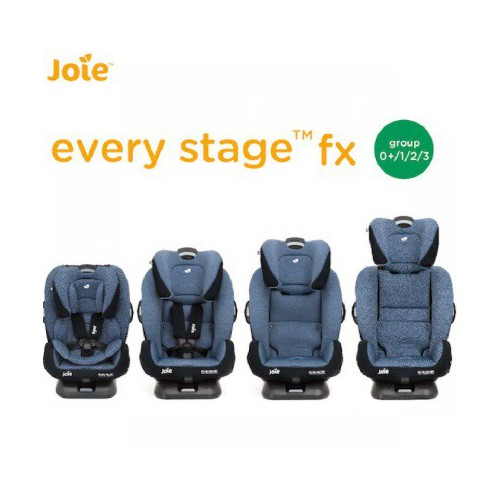 Joie Every Stage FX雙向成長型兒童汽車安全座椅