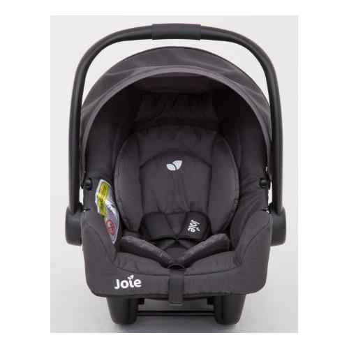 英國Joie Gemm 提籃式嬰兒汽車安全座椅 琥珀黑Gemm...