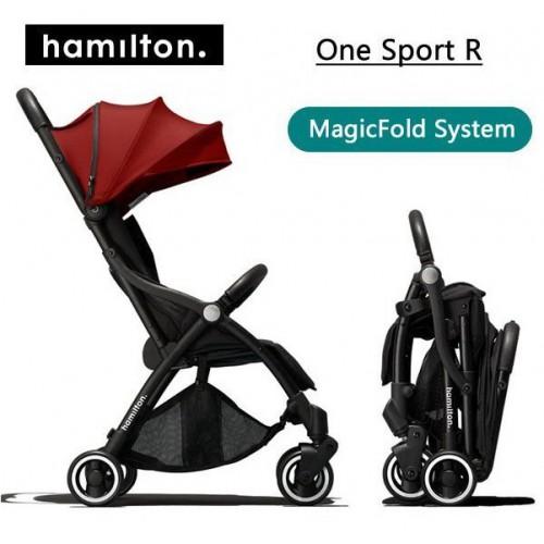 荷蘭Hamilton One Sport(R)嬰兒手推車(自動收車系統)
