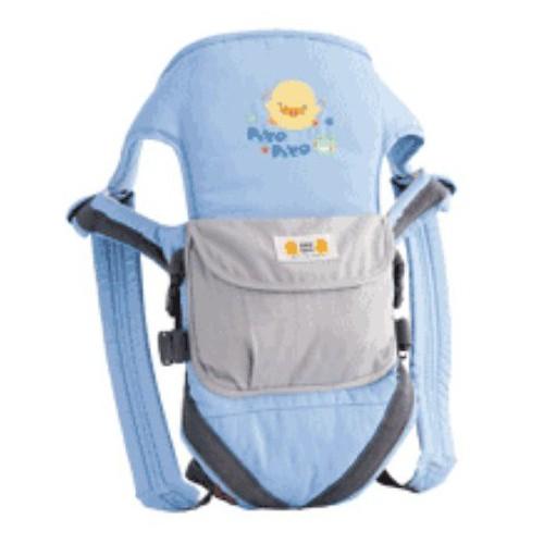 黃色小鴨-三段式多功能背巾袋