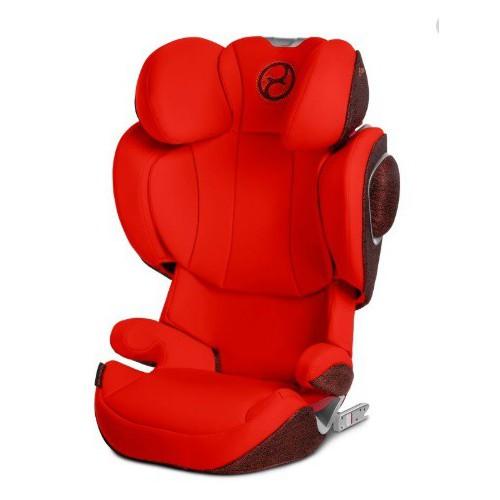 德國Cybex Solution Z-Fix 兒童汽車安全座椅(3-12歲)
