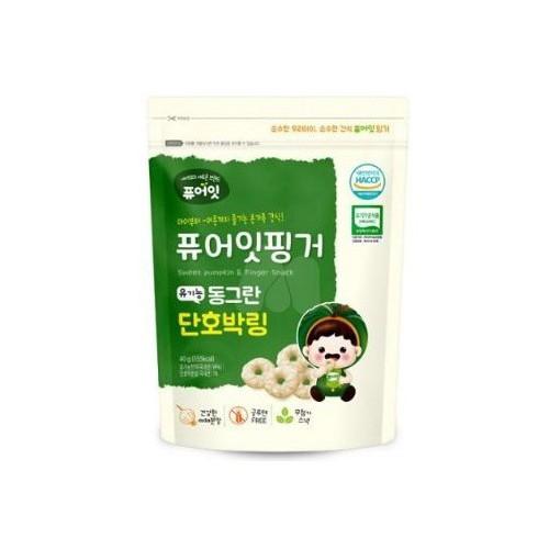 韓國Naebro 糙米圈小食(南瓜)