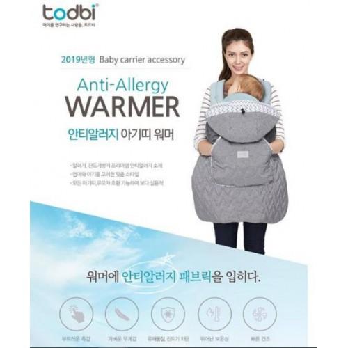 韓國Todbi 防風保喛披風