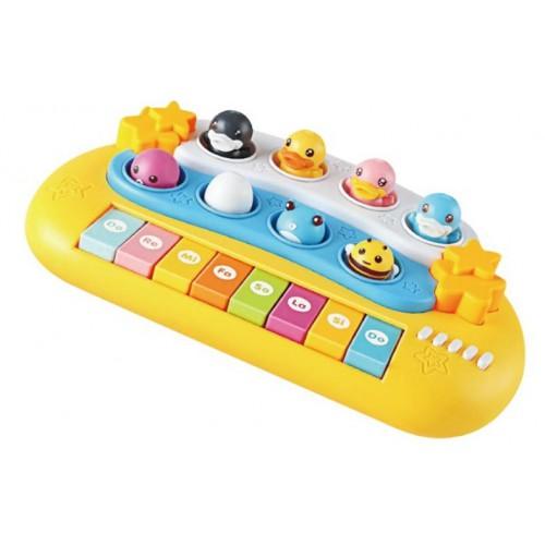 B.Duck 彈跳音樂琴