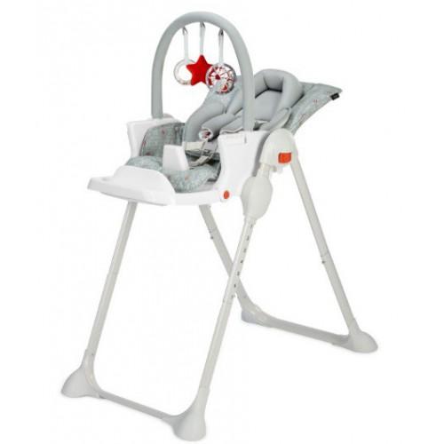 德國cbx Taima 豪華摺合式高腳餐椅