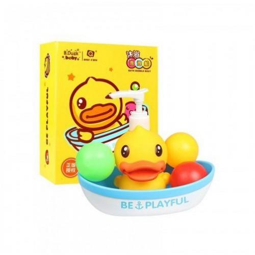 B.Duck洗澡船