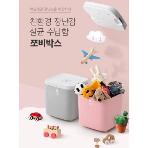 JJOBI - UV LED 殺菌消毒玩具收納箱