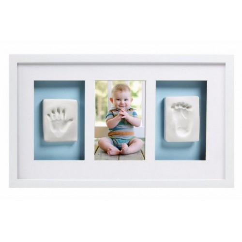 Pearhead  寶寶印記精品掛牆相框