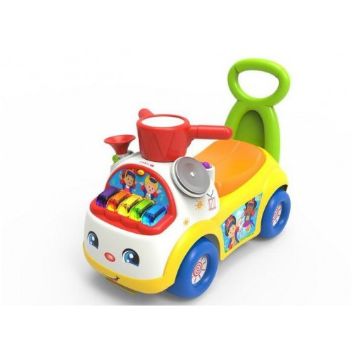 Fisher-Price Little People 音樂演奏助步車