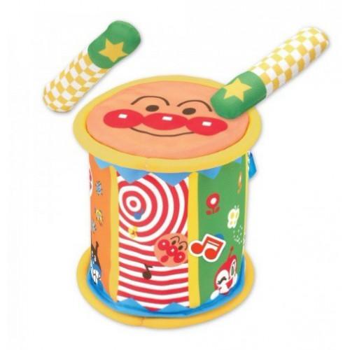 麵包超人 3way嬰兒鼓玩具