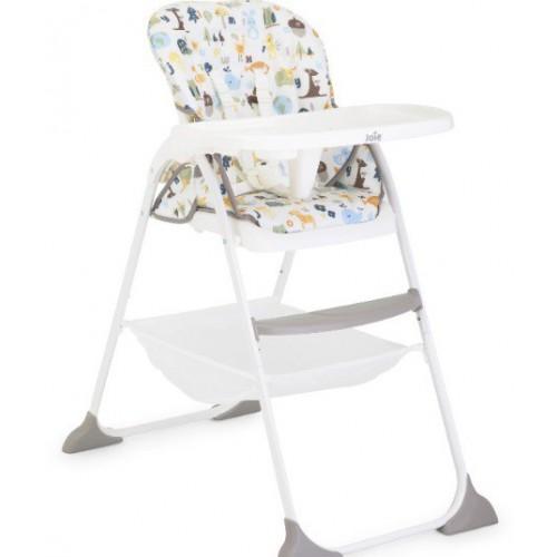 英國Joie Mimzy Snacker 輕便幼兒餐椅-字母樂園