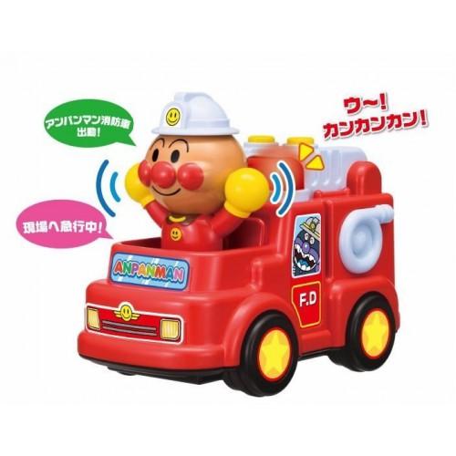 麵包超人 消防車玩具