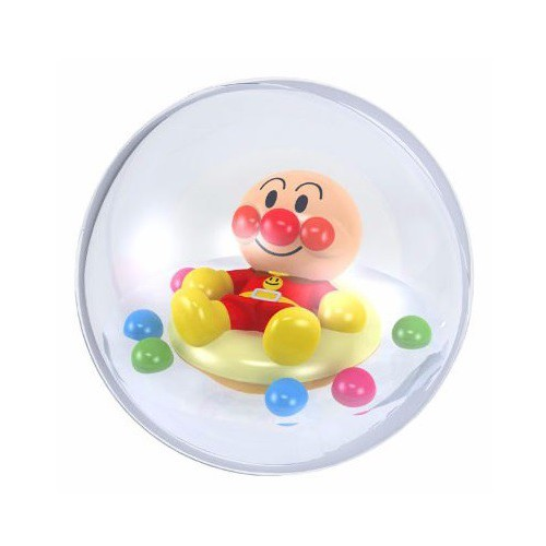 麵包超人浴室玩具