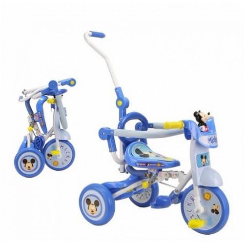 Disney Mickey Mouse 摺合三輪車