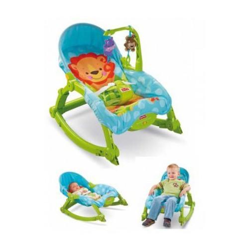 Fisher-Price 可攜式兩用安撫躺椅