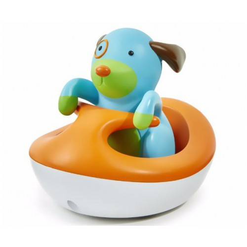 Skip Hop可愛動物園小狗快艇