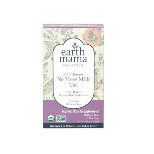 美國 Earth mama Organic No More Milk...