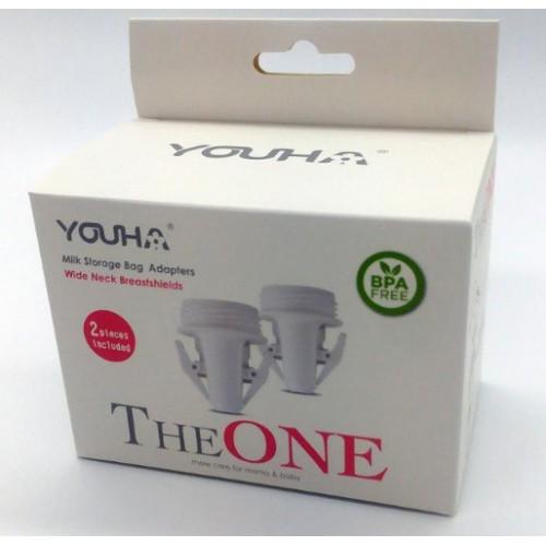 Youha Milk Storage Bag Adapters奶袋夾