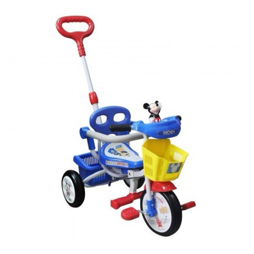 Disney 米奇輔助三輪車