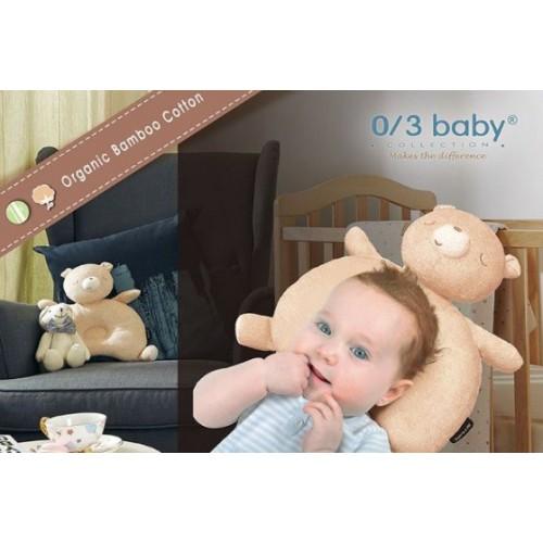 0/3 Baby HugMee 透氣力學窩枕