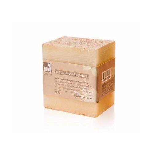 薑心比心 茉莉青橄欖薑芬皂 120g