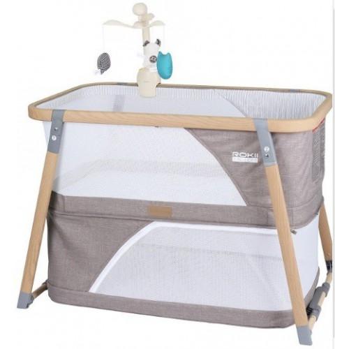 Kinderwagon Rokii 3合1嬰兒床
