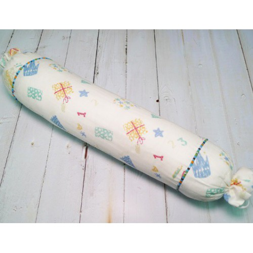 Lenny World 嬰兒紗布抱枕 - 節日喜悅