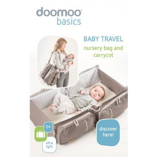 Doomoo basic 2 in 1 Nursery Bag and...