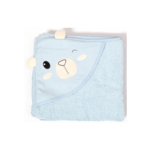 0/3 Baby 超柔吸水連帽毛巾抱被