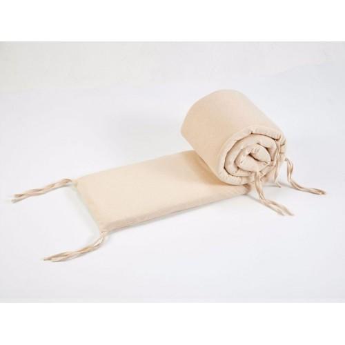 Lenny World 嬰兒針織床圍 - 自然色系