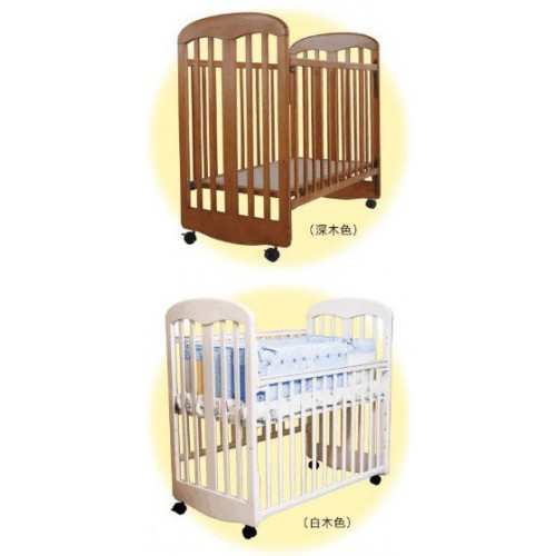 LA Baby - 歐洲款嬰兒木床  24X42 吋