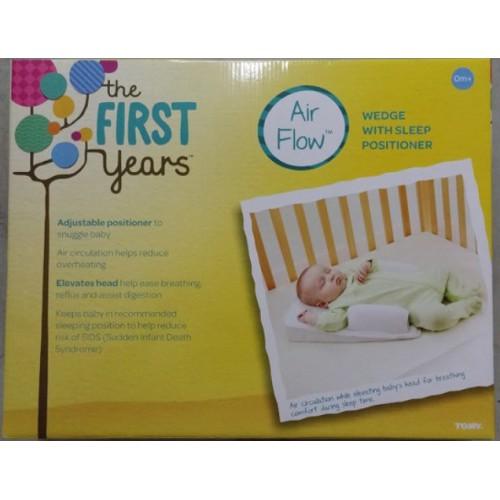 The First Years 嬰兒斜台側睡枕