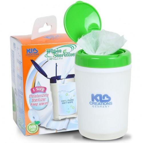 Kid Creations超純柔濕巾消毒加濕瓶
