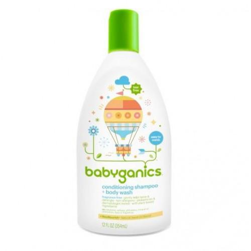 Babyganics Conditioning Shampoo  Body...
