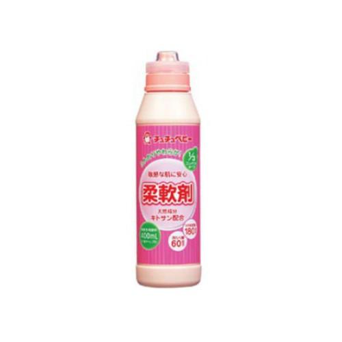 日本Chu Chu Baby 嬰兒專用柔順劑