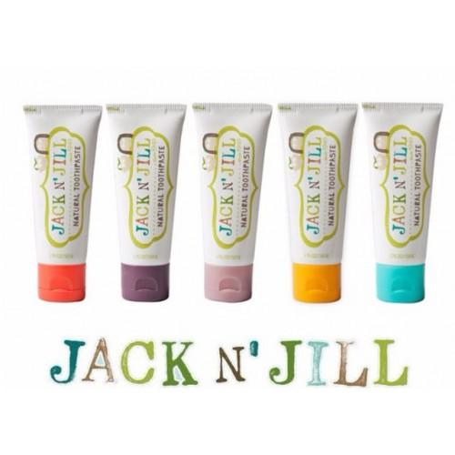 Jack N' Jill 有機嬰兒牙膏