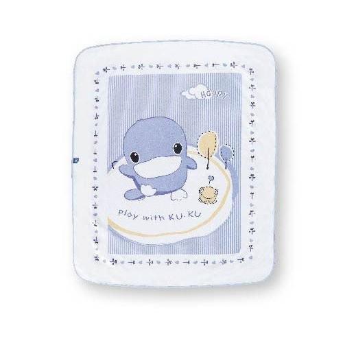 KuKu 嬰兒透氣尿床墊