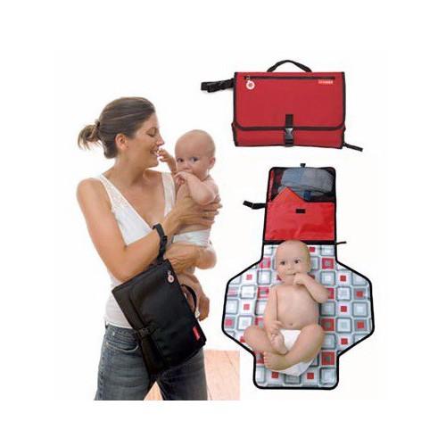 美國PRONTO 便攜式多功能嬰兒換片墊