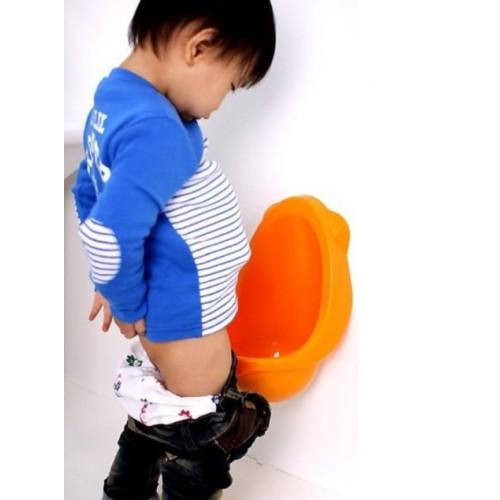 B@bi便攜男童站立小便器 (白色)