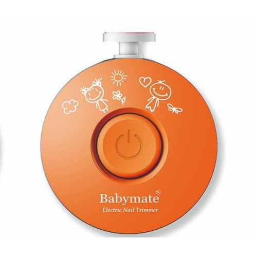 Babymate親子電動磨指甲機