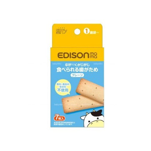 Edison Mama - 牙仔餅 原味