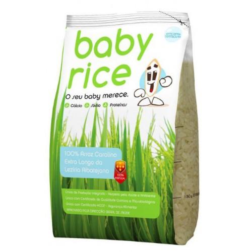 葡萄牙Orivarzea Baby Rice 寶貝米 500g
