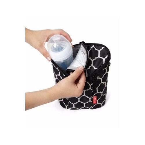 SKIP HOP Grab  Go雙奶瓶袋