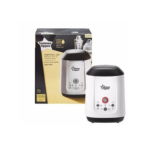 Tommee Tippee: Express and go 儲奶袋及奶瓶加熱器