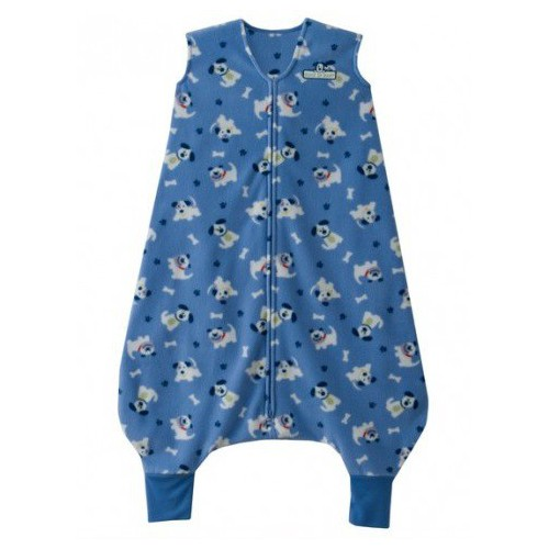 美國HALO 褲腳睡袋XL (抓毛) Blue Pals Pals