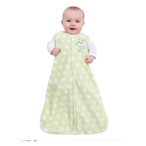 美國HALO 嬰兒包腳睡袋 M(抓毛)