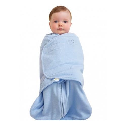 美國HALO 防嬰兒窒息包被睡袋 S(抓毛)