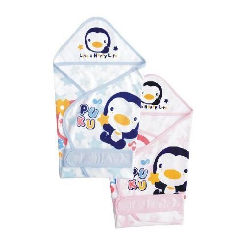 PUKU藍色企鵝 春夏單層包被