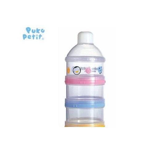 PUKU藍企鵝3層奶粉格