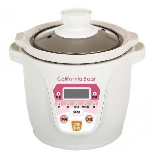 California Bear 多功能嬰兒粥煲...